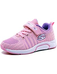 Turnschuhe Kinder Sneaker Jungen Sportschuhe Mädchen Hallenschuhe Outdoor Laufschuhe für Unisex-Kinder