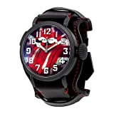 Zenith Type 20 GMT Automatic Tribute to The Rolling Stones Mens Watch 96.2439.693/77. C809