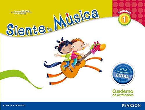 Siente La Música 1. Pack Actividades - Edición LOMCE - 9788420564043
