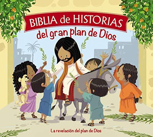 Biblia de Historias del Gran Plan de Dios: La Revelación del Plan de Dios por Cecile Olesen Fodor
