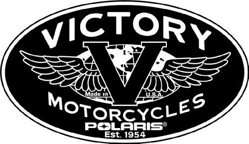 Victory motorcycle the best amazon price in savemoney victory motorcycles polaris hochwertigen auto autoaufkleber 12 x 12 cm fandeluxe Images