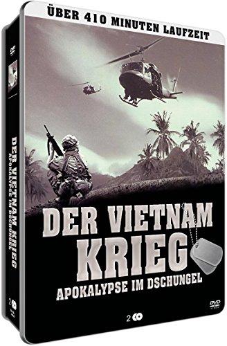 Der Vietnam Krieg - Apokalypse im Dschungel - Deluxe Metallbox [2 DVDs]