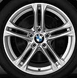Original BMW Alufelge 5er F10-F10 LCI M Doppelspeiche 613 in 18 Zoll für hinten