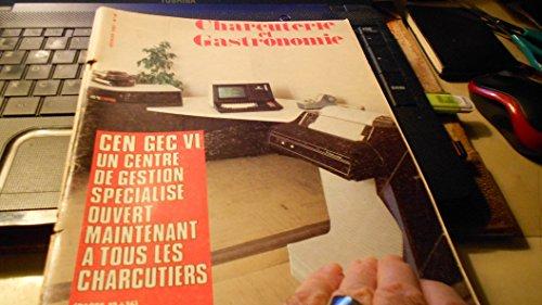 Charcuterie Et Gastronomie N° 46 par Collectif