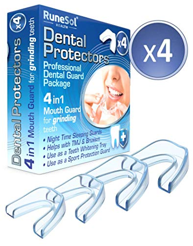 Runesol Ferula dental bruxismo 4| 100% libre BPA |