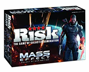 Risk: Mass Effect Galaxy at War Edition: Risk: Mass Effect Galaxy at War Edition