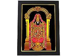 Lakshmi Venkateswara Photo Frame