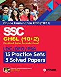 #10: SSC CHSL (10+2) Combined Higher Secondary Level 15 Practice Sets & Solved Papers