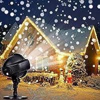 Proiettore Luci Natalizie Interno.Luci Di Natale A Led Luci E Proiezioni Di Moda Shopgogo