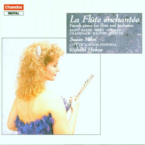 Ouvres Françaises pour Flûte et Orchestre (Saint-Saëns, Ibert, Jolivet...)