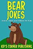 Bear Jokes for Kids: Animal Jokes and Riddles for Kids (With Illustrations)