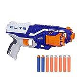 Nerf Elite Disruptor Pistola Dardos 31cm Doble, única (Hasbro...