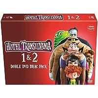Pack: Hotel Transilvania 1 + Hotel Transilvania 2 - Edición Horizontal 2018