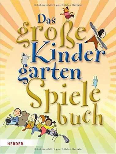 Das große KindergartenSpieleBuch