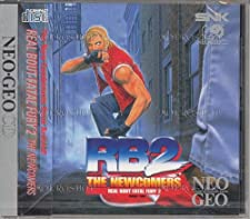 Real Bout Fatal Fury 2 The Newcomers USA (Neo Geo CD)