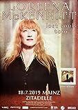 TheConcertPoster Loreena McKennitt - Lost Souls, Mainz 2019