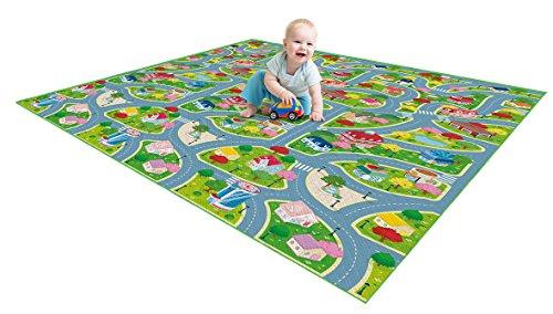 House Of Kids-99150-Teppich-Spiele-100x 150cm - E2-schaum