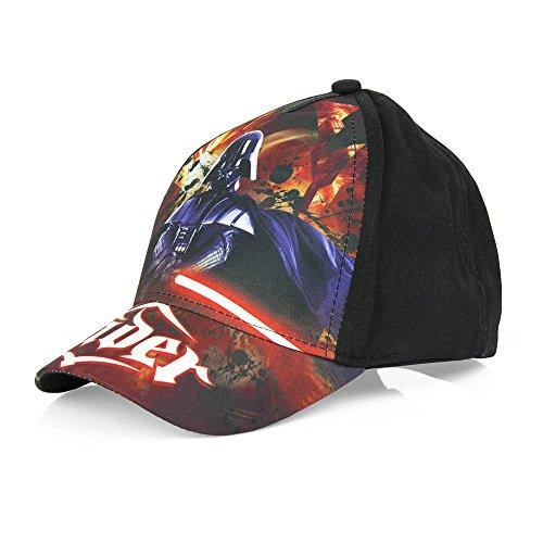 Star Wars Baseball Cap Vader Kappe Farbe schwarz, Größe 52