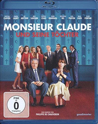 Bild von Monsieur Claude und seine Töchter [Blu-ray]
