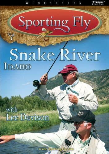 Fly Fishing the Snake River, Idaho (Snake River)