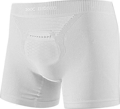 X-Bionic Erwachsene Funktionsbekleidung Man Energizer Summerlight Tone UW Boxer White