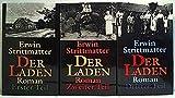 Der Laden. Roman. 3 Bände