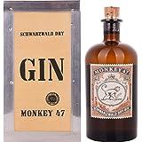 Monkey 47 DISTILLER'S CUT 2016 Gin mit Geschenkverpackung (1 x 0.5 l)