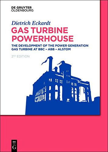 Abb Technik (Gas Turbine Powerhouse: The Development of the Power Generation Gas Turbine at BBC - ABB - Alstom)