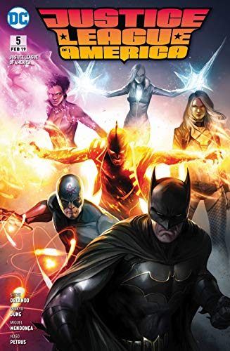 Justice League of America: Bd. 5: Der Gott -