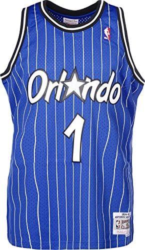 Mitchell & Ness Orlando Magic Magic Magic Anfernee Hardaway Canotta blu B074SX2WJX Parent | Ordini Sono Benvenuti  | Conosciuto per la sua buona qualità  | Molto apprezzato e ampiamente fidato dentro e fuori  | flagship store  | Trasporto Veloce  bd3ec3