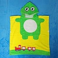 Zoocchini Waschhandschuh Flippy der Frosch grün Baumwolle Geschenk