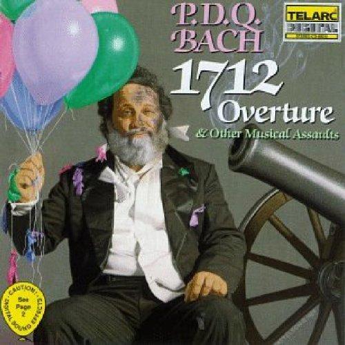 1712 Overture-Schickele [Import allemand]
