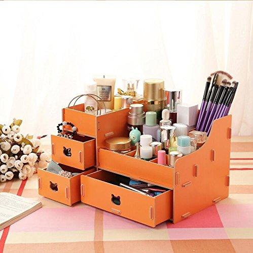 Mjhwsx stoccaggio cosmetici box Cosmetici Jewelry Box