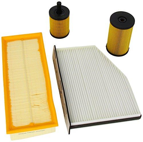 tz - Ã-lfilter/Luftfilter/Pollenfilter/Kraftstofffilter ()