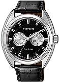 Orologi Citizen orologio uomo da polso Citizen Eco-Drive Style BU4011-29E