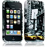 Seluxion - Coque Semi Rigide pour Smartphone Apple iPhone 3G / 3GS - Motif LM06