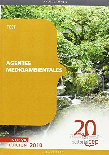 Agentes Medioambientales. Test (Colección 90) por Sin datos