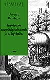 Introduction aux principes de morale et de législation