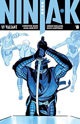 Ninja-K #8 (English Edition) eBook: Christos N. Gage, Tonci ...
