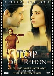 Top Collection: Killer sind immer unterwegs / Tote schlafen besser / Evil Obsession [3 DVDs]