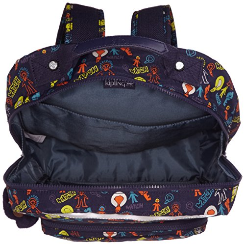 Kipling Ava Cartable, 36 cm, 17.5 liters, Multicolore (Bright Light)