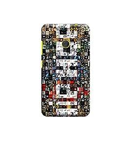 EPICCASE Premium Printed Back Case Cover With Full protection For Nokia Lumia 530 (Designer Case)
