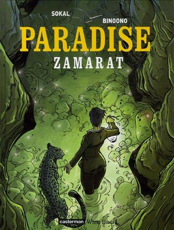Paradise, Tome 3 : Zamarat