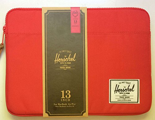 herschel-supply-co-anchor-pochettes-pour-macbook-pro-13-rouge