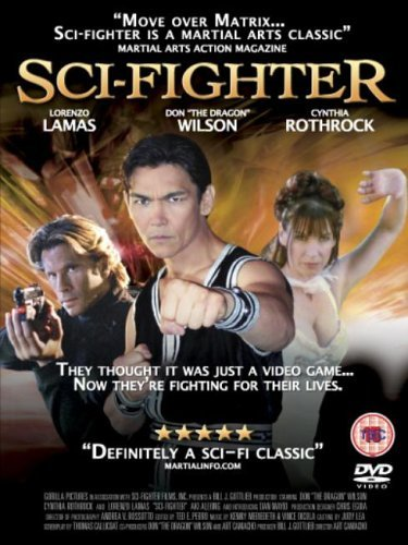 Bild von Sci-Fighter [DVD] by Don Wilson