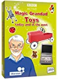 Magic Grandad Toys Today and in the Past - infant history CD-ROM from Sherston and the BBC (Home User)