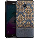 Samsung Galaxy A3 (2016) Housse Étui Protection Coque Ornements Baroque Motif