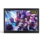 7 Zoll Portable HDR Monitor UPERFECT Gaming Monitor IPS Dual Mini HDMI Auflösung 1280 × 800 USB Betrieben für PS Xbox Ns PC MAC Raspberry Pi FPV