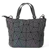 HotOne Scherbe Gitter Design Geometrische Tasche...