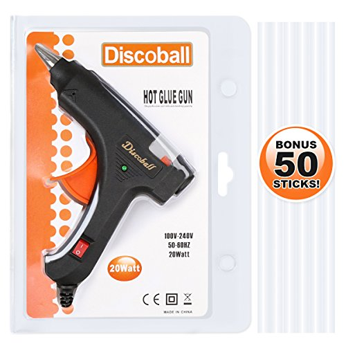 discoball-pistola-de-pegar-50-piezas-silicona-pegamento-termofusible-para-pequenas-artesanias-diy-y-